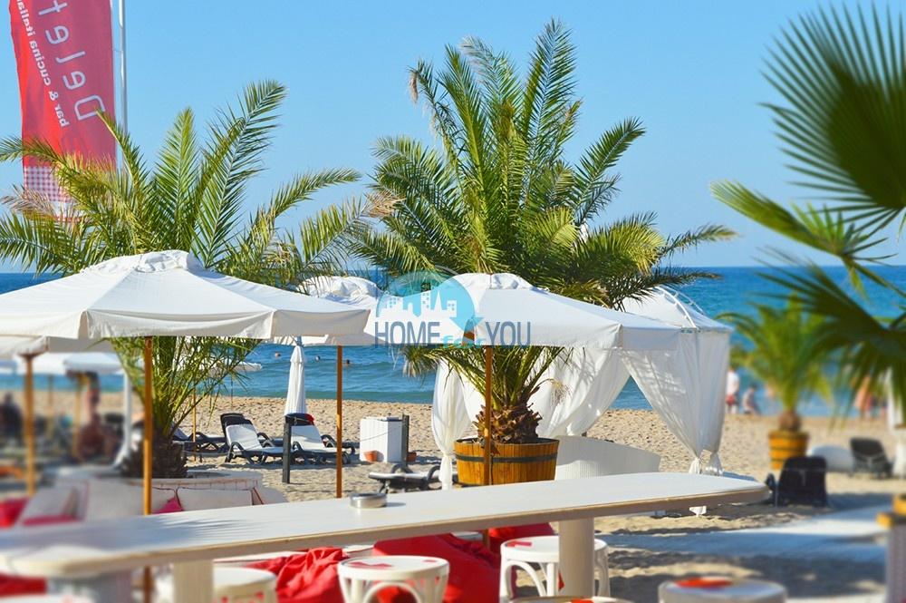 Продается двухкомнатная квартира с видом на море в Оазис Резорт и Спа, Лозенец 21
