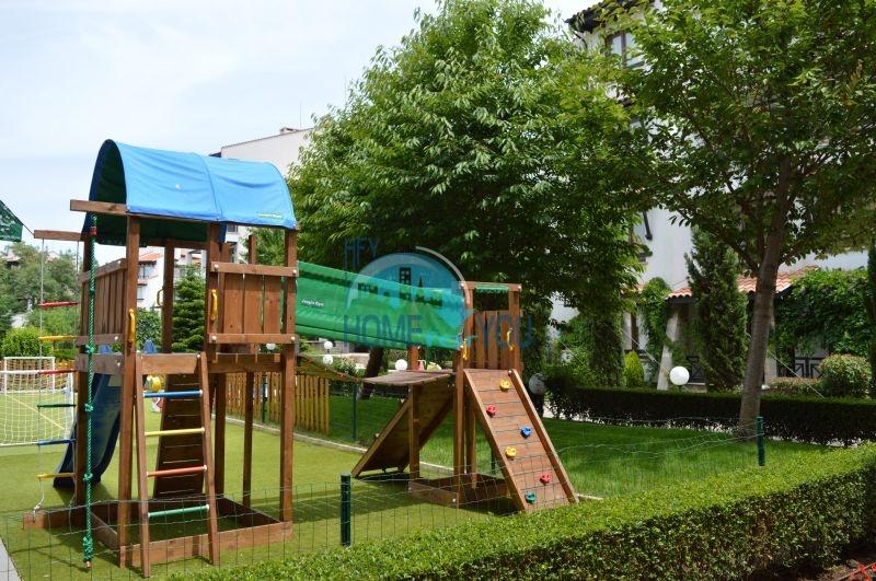 Роскошный трехкомнатный апартамент с выходом в сад с террасы в элитном Оазис Резорт и Спа, Лозенец 28