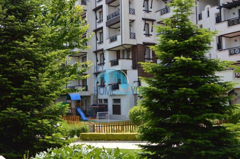 Элитная квартира у моря в комплексе Оазис 10