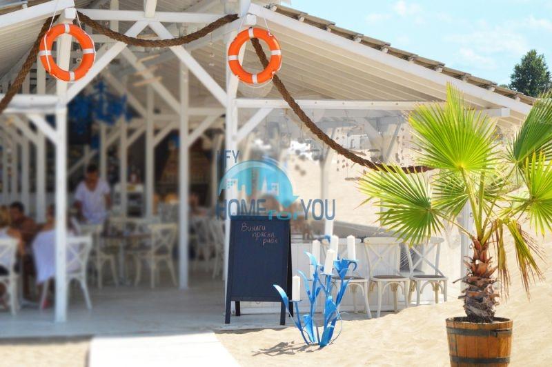 Элитная квартира у моря в комплексе Оазис 21