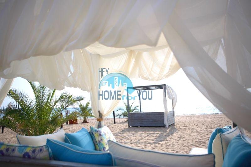 Элитная квартира у моря в комплексе Оазис 23