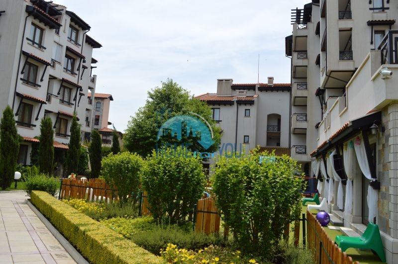 Элитная квартира у моря в комплексе Оазис 26