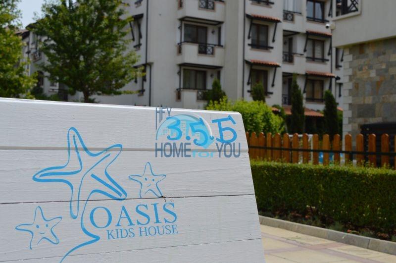 Элитная квартира у моря в комплексе Оазис 27