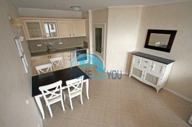 Элитная квартира у моря в комплексе Оазис 2