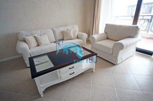 Элитная квартира у моря в комплексе Оазис 3