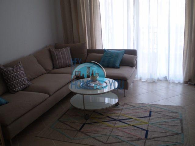 Продажа меблированной квартиры в комплексе на берегу моря в комплексе Оазис Ризорт и Спа  4