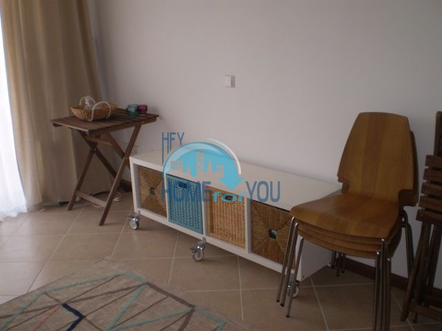 Продажа меблированной квартиры в комплексе на берегу моря в комплексе Оазис Ризорт и Спа  7