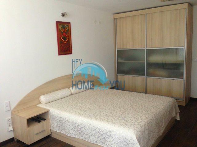 Многокомнатная квартира у моря в курорте Лозенец 7