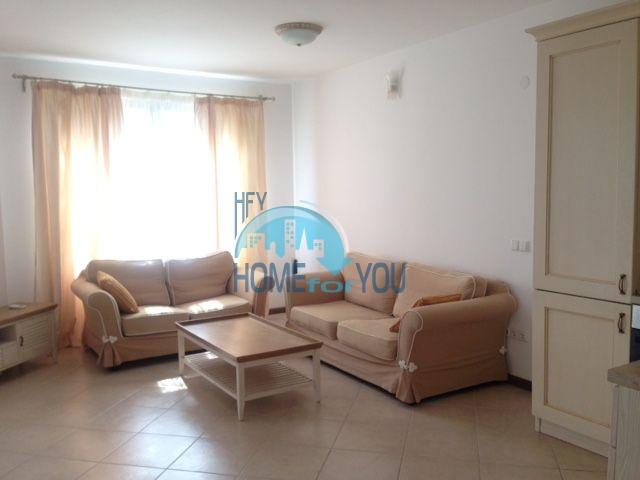 Элитная трехкомнатная квартира с прекрасным видом на море в шикарном Oasis Resort & Spa, Лозенец 7