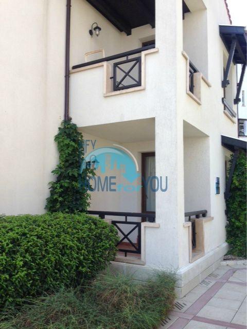 Элитная трехкомнатная квартира с прекрасным видом на море в шикарном Oasis Resort & Spa, Лозенец 10