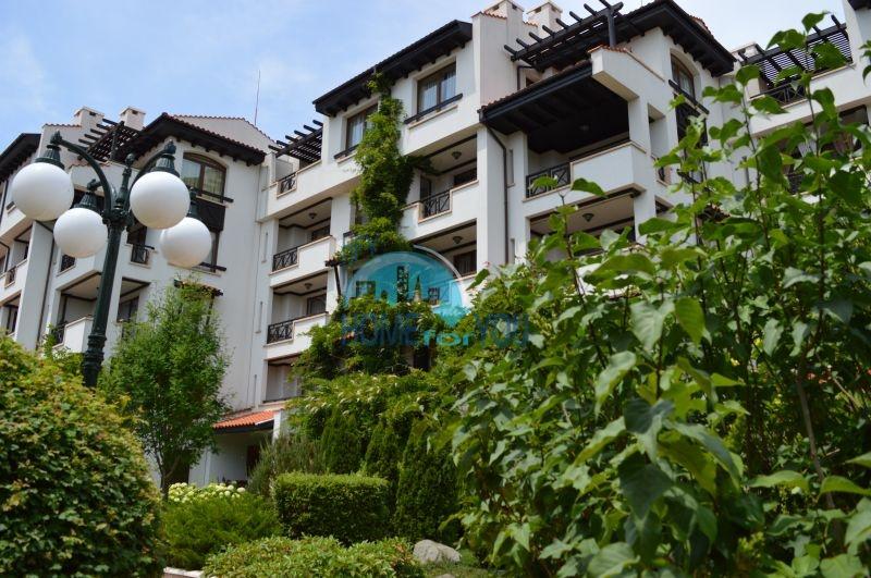 Элитная трехкомнатная квартира с прекрасным видом на море в шикарном Oasis Resort & Spa, Лозенец 12