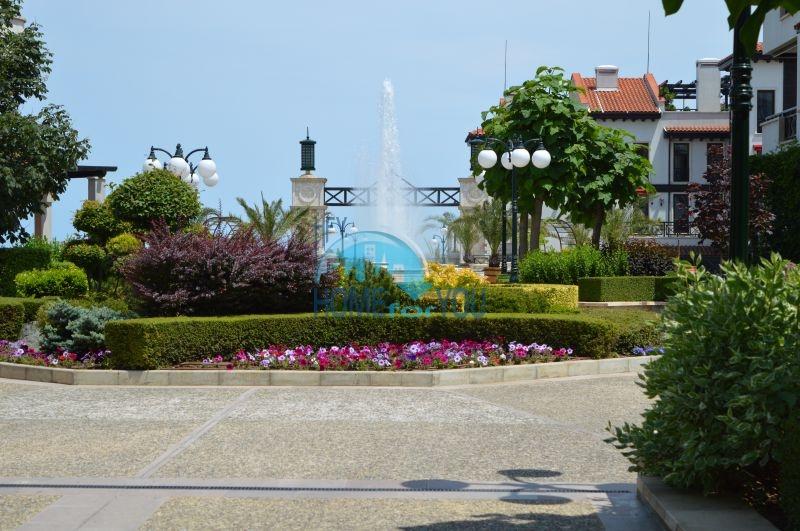 Элитная трехкомнатная квартира с прекрасным видом на море в шикарном Oasis Resort & Spa, Лозенец 15
