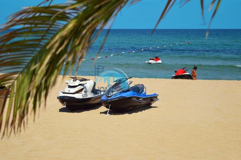Элитная трехкомнатная квартира с прекрасным видом на море в шикарном Oasis Resort & Spa, Лозенец 20