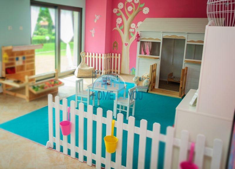 Элитная трехкомнатная квартира с прекрасным видом на море в шикарном Oasis Resort & Spa, Лозенец 21