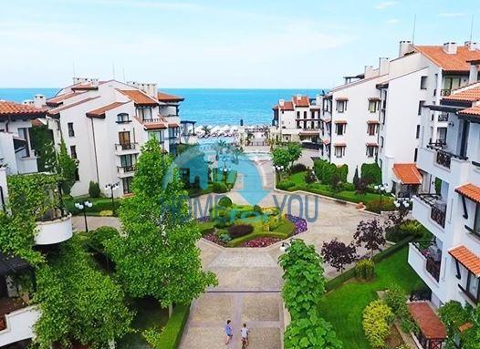 Элитная трехкомнатная квартира с прекрасным видом на море в шикарном Oasis Resort & Spa, Лозенец 23