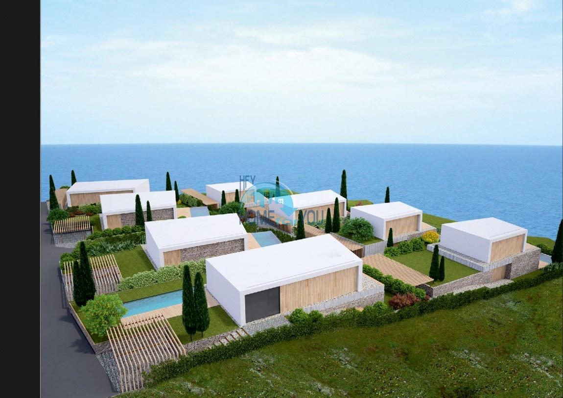 Сучасна розкішна вілла з видом на море в спокійному та привабливому курорті Лозенець5528