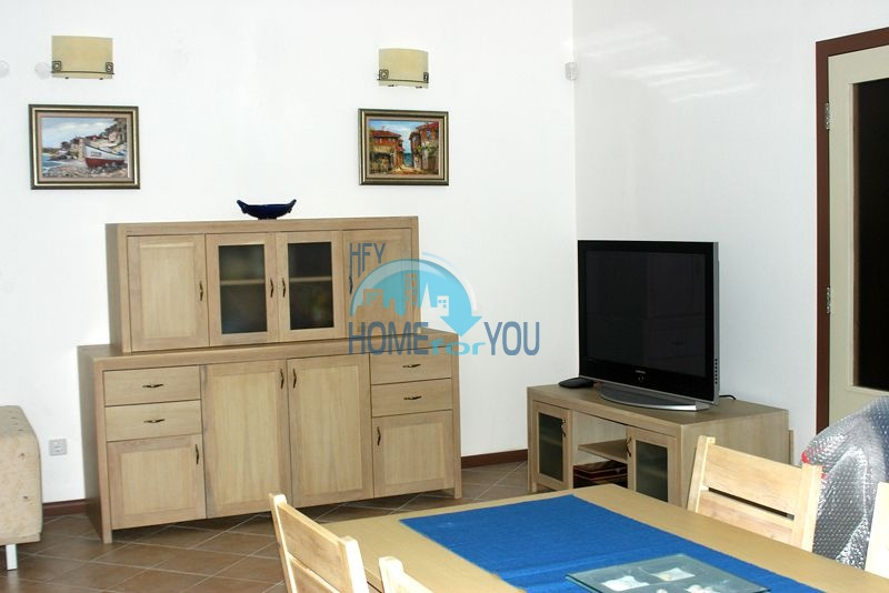 Лозенец, Оазис Резорт и Спа, трехкомнатная комфортабельная квартира 133 кв.м