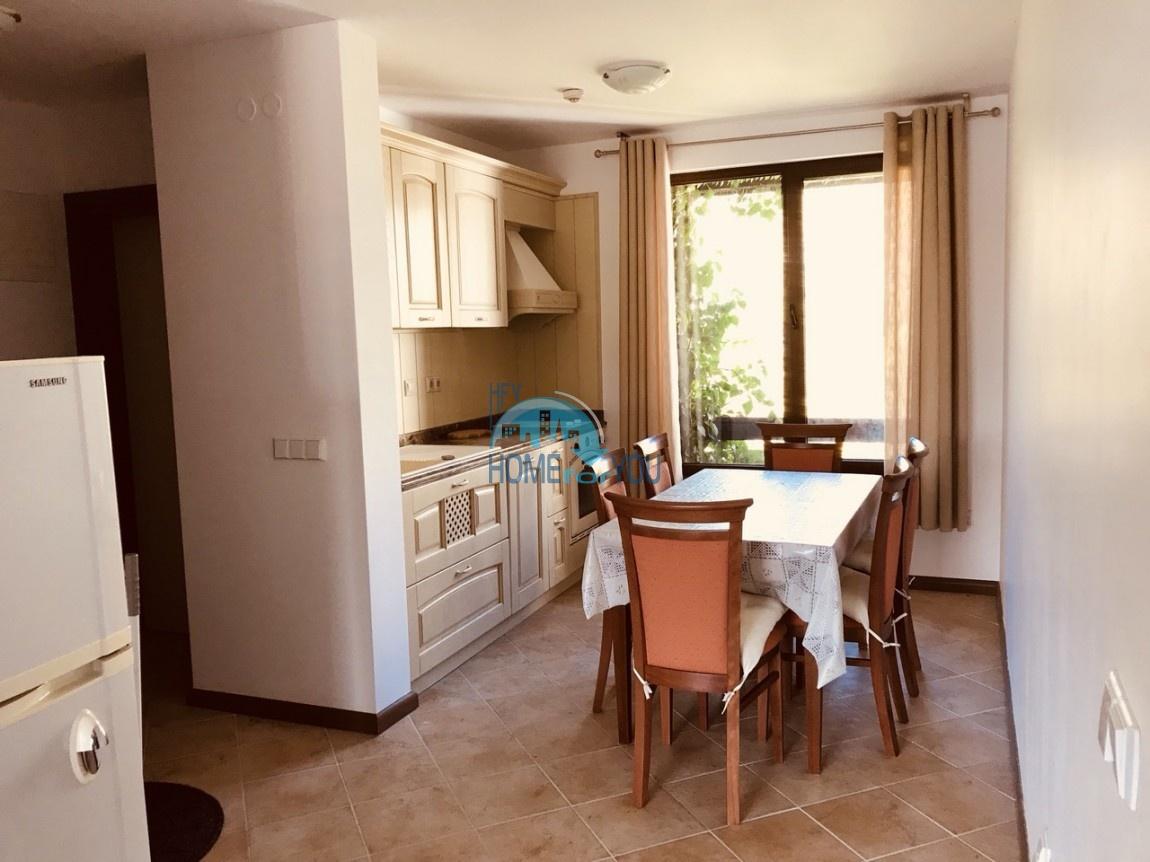 Шикарная трехкомнатная квартира в уникальном комплексе Oasis Resort & Spa на первой линии моря в п. Лозенец 29