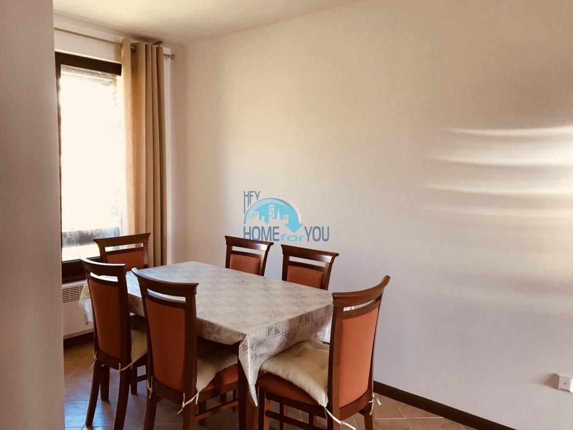 Шикарная трехкомнатная квартира в уникальном комплексе Oasis Resort & Spa на первой линии моря в п. Лозенец 30