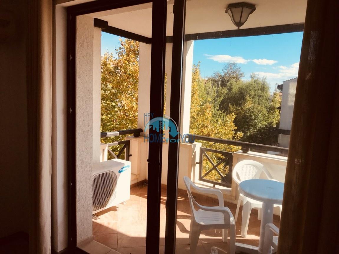 Шикарная трехкомнатная квартира в уникальном комплексе Oasis Resort & Spa на первой линии моря в п. Лозенец 33