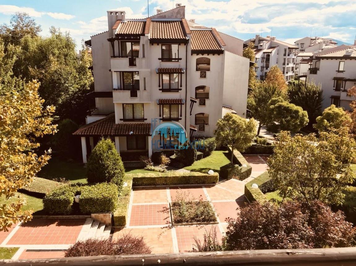 Шикарная трехкомнатная квартира в уникальном комплексе Oasis Resort & Spa на первой линии моря в п. Лозенец 36