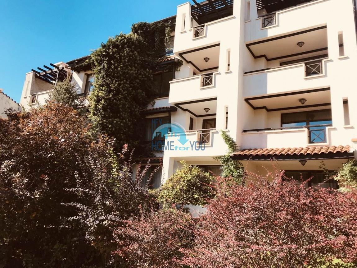 Трехкомнатная квартира в уникальном комплексе