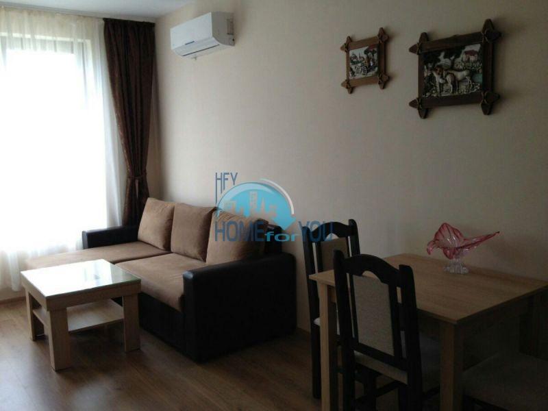 Двухкомнатная квартира для постоянного проживания в Несебре 2