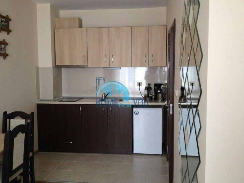 Двухкомнатная квартира для постоянного проживания в Несебре 5