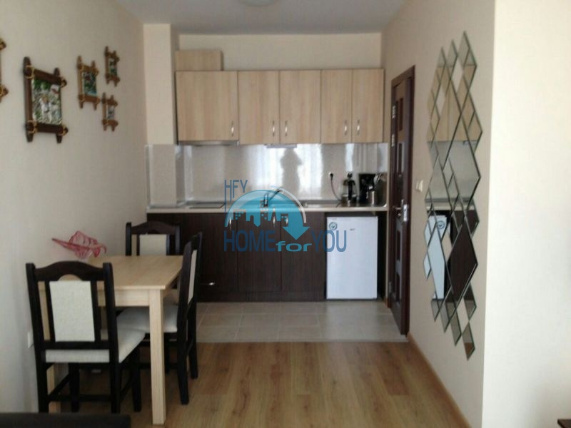 Двухкомнатная квартира для постоянного проживания в Несебре 4