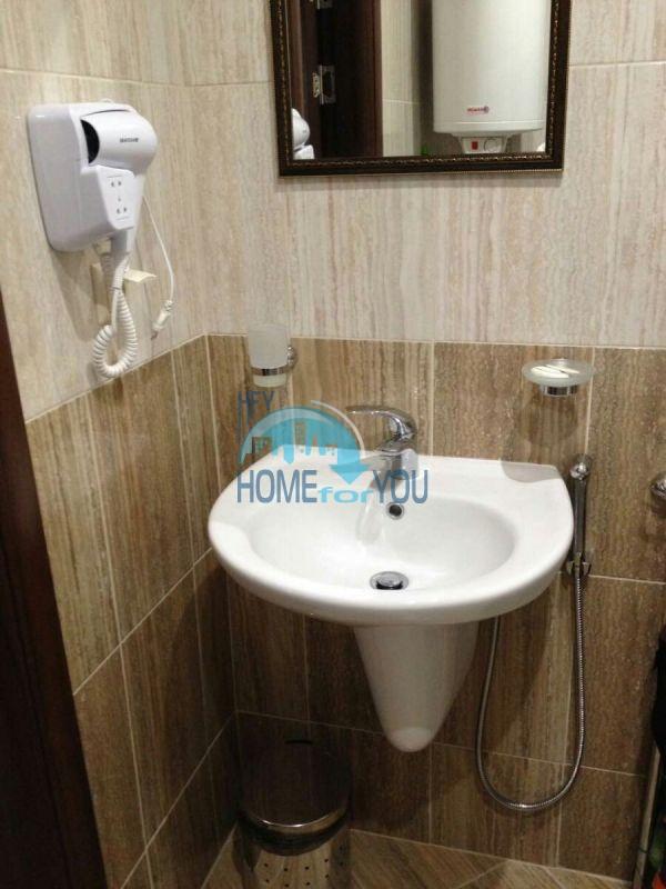Двухкомнатная квартира для постоянного проживания в Несебре 12