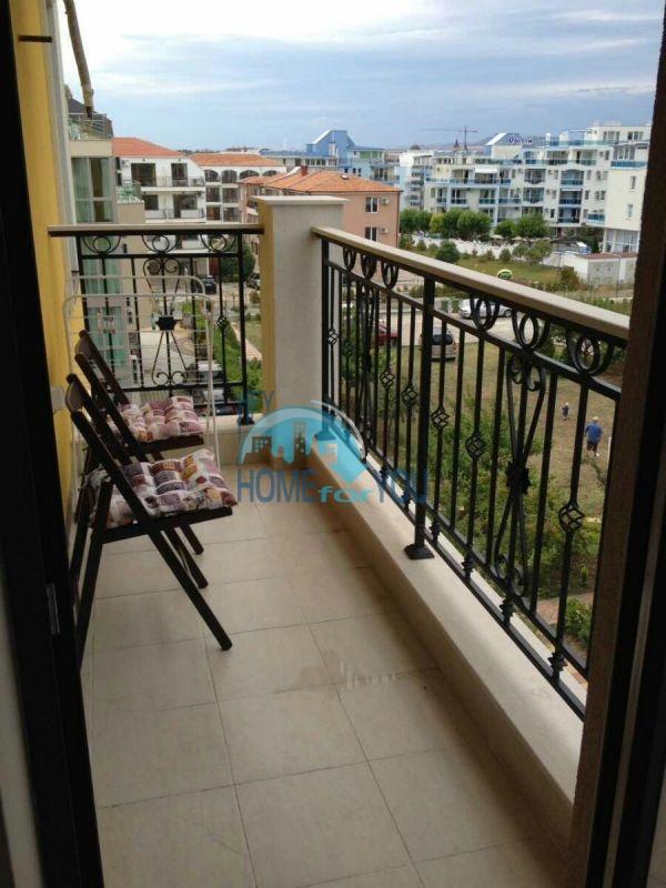 Двухкомнатная квартира для постоянного проживания в Несебре 14