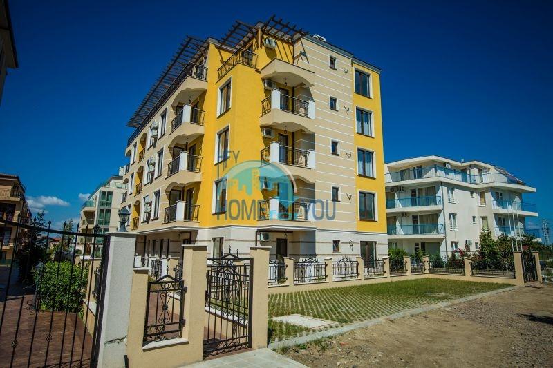 Двухкомнатная квартира для постоянного проживания в Несебре 18