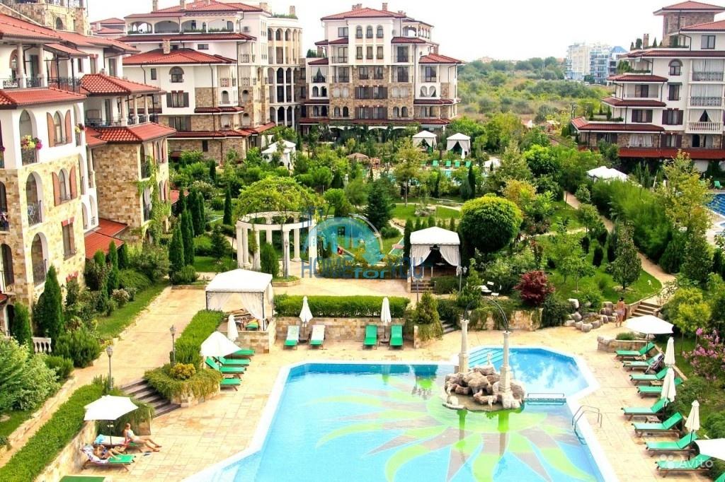Двухкомнатная квартира в роскошном комплексе Эстебан - Несебр