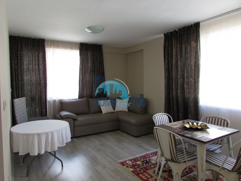 Двухкомнатная квартира на продажу в городе Несебр