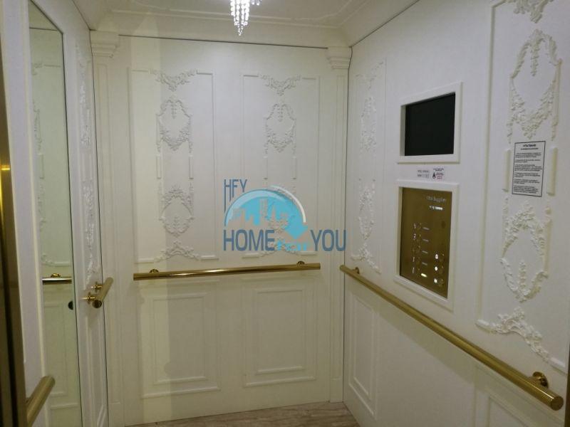 Городская недвижимость для ПМЖ - элитная двухкомнатная квартира в Несебре 14
