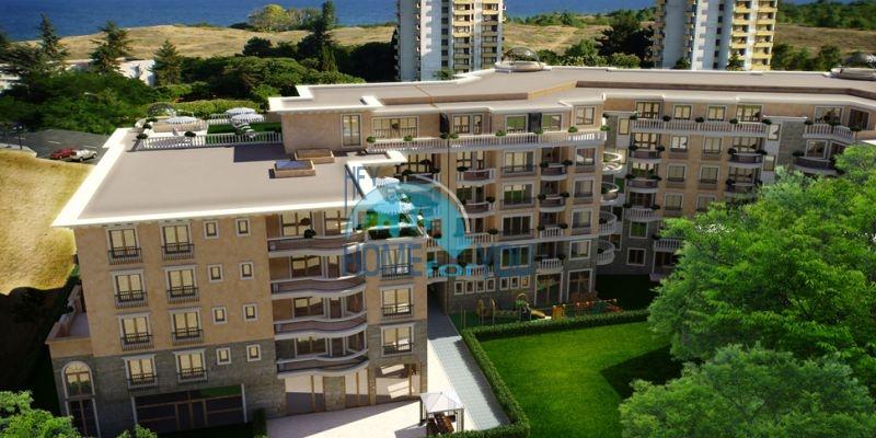 Городская недвижимость для ПМЖ - элитная двухкомнатная квартира в Несебре 22