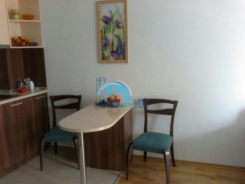 Меблированная двухкомнатная квартира у моря в Несебре - на ПМЖ 6