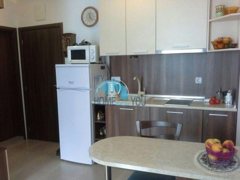 Меблированная двухкомнатная квартира у моря в Несебре - на ПМЖ 7
