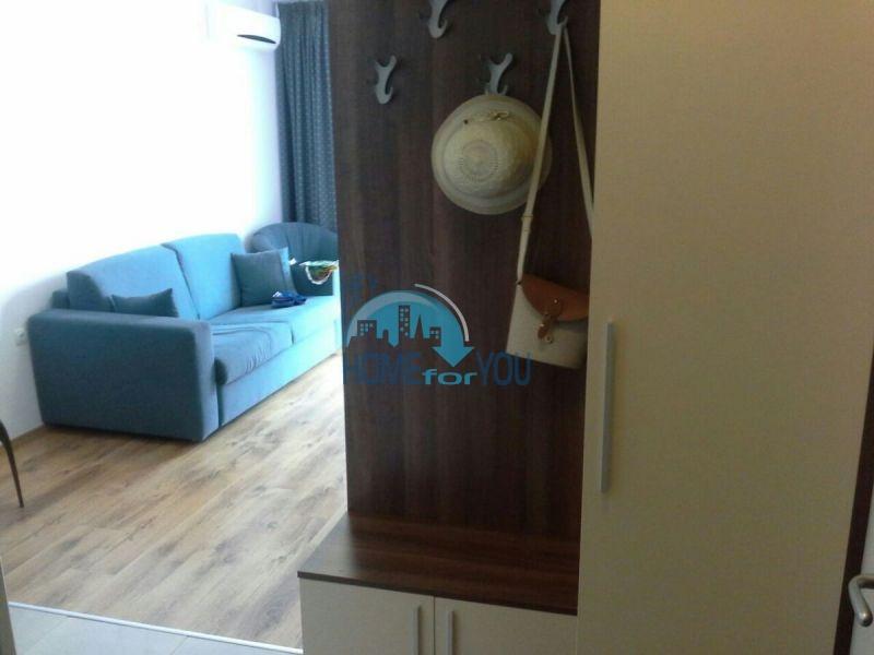 Меблированная двухкомнатная квартира у моря в Несебре - на ПМЖ 9