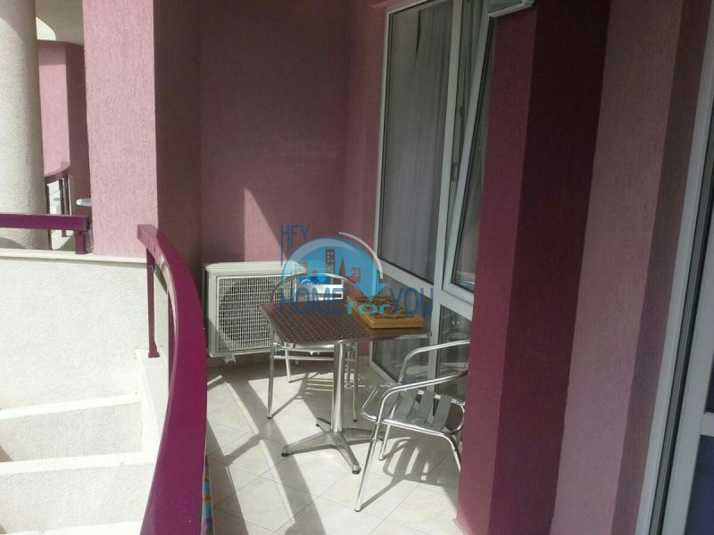 Меблированная двухкомнатная квартира у моря в Несебре - на ПМЖ 10