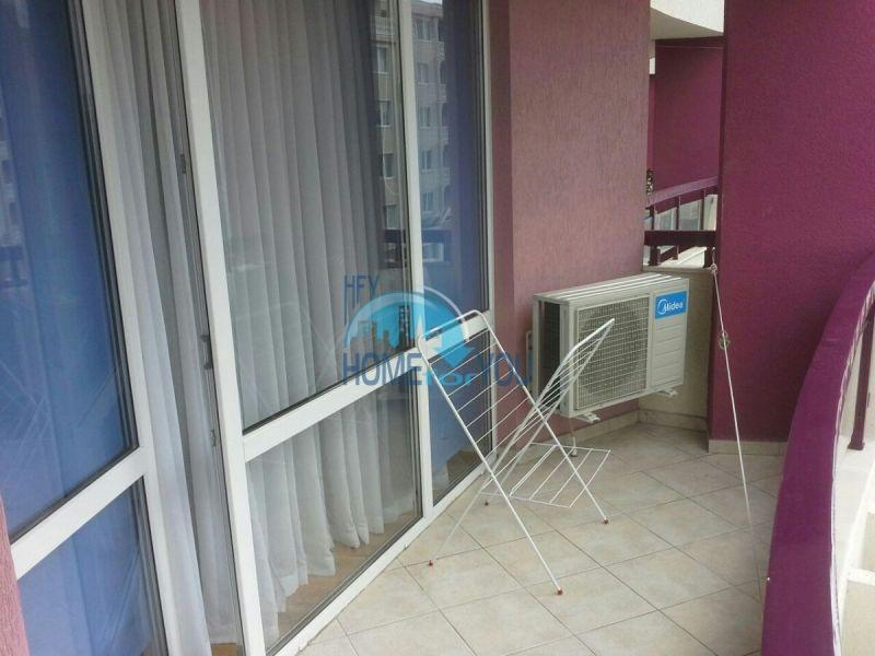 Меблированная двухкомнатная квартира у моря в Несебре - на ПМЖ 11