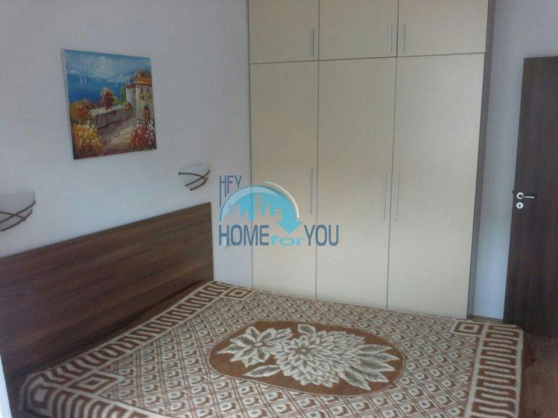 Меблированная двухкомнатная квартира у моря в Несебре - на ПМЖ 12