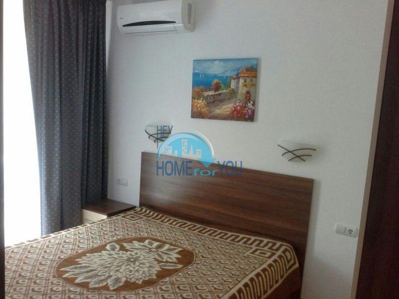 Меблированная двухкомнатная квартира у моря в Несебре - на ПМЖ 13