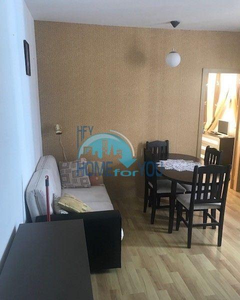 Меблированная двухкомнатная квартира в городе Несебр 5