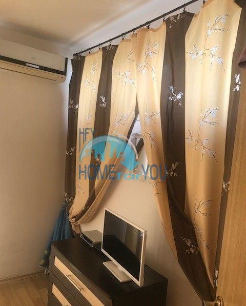 Меблированная двухкомнатная квартира в городе Несебр 8