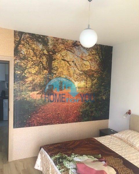 Меблированная двухкомнатная квартира в городе Несебр 7
