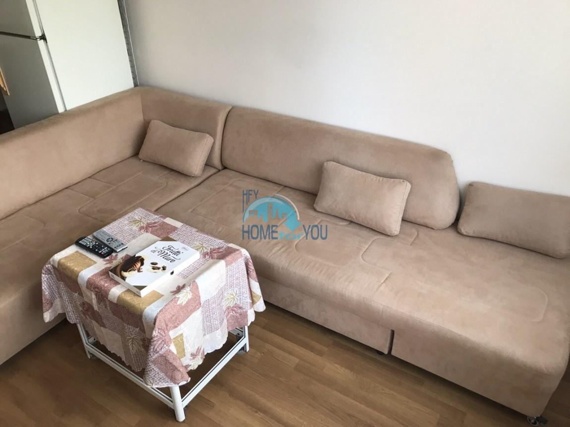 Меблированная двухкомнатная квартира в Несебре 2