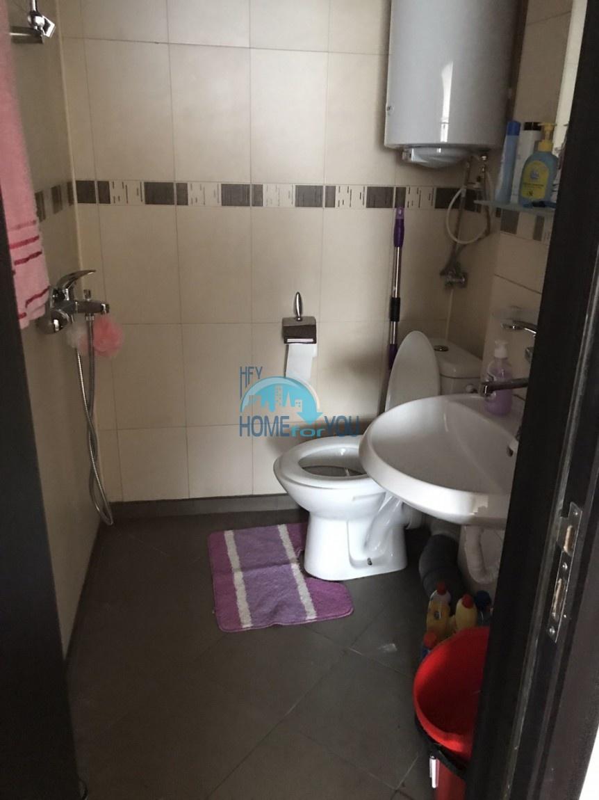 Меблированная двухкомнатная квартира в Несебре 7