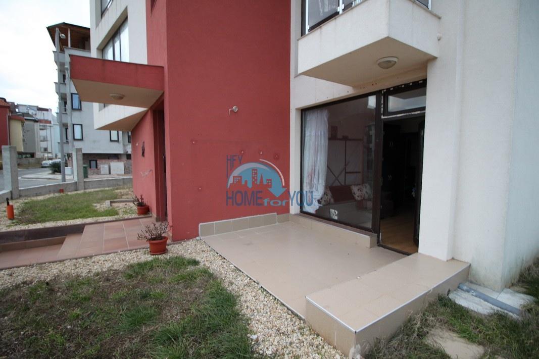 Меблированная студия по выгодной цене в городе Несебр