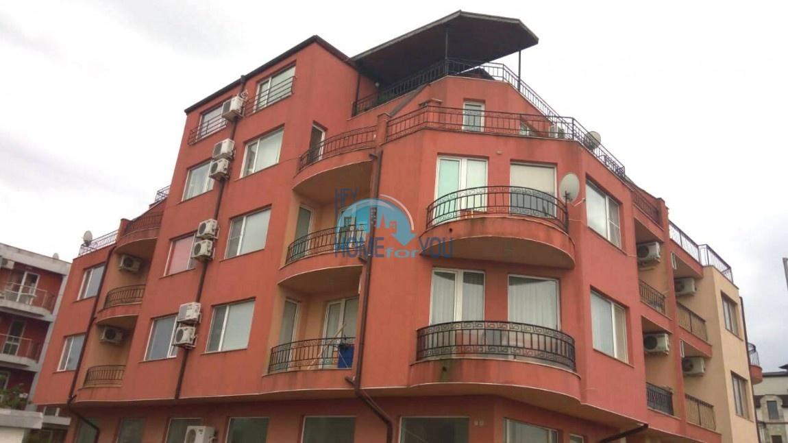 Хорошая двухкомнатная квартира по выгодной цене в городе Несебр